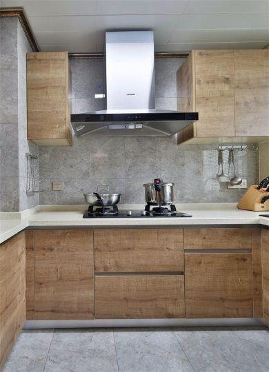 厨房橱柜中式风格装修设计图片