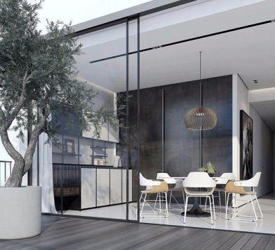 起居室隐形门欧式风格装饰图片