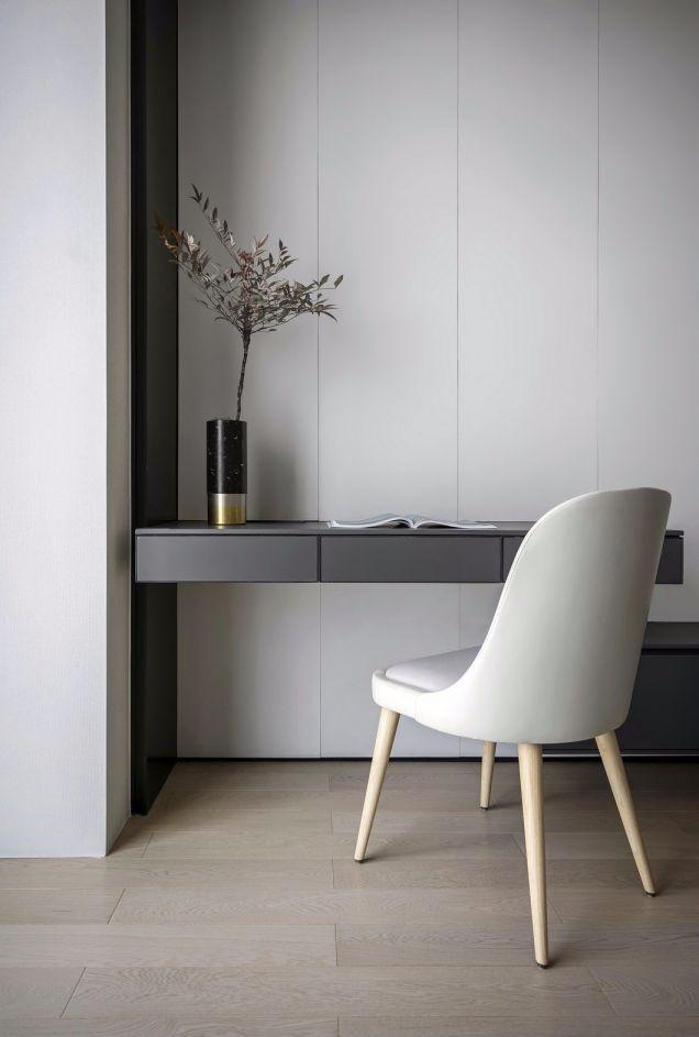 2020现代简约150平米效果图 2020现代简约四居室装修图