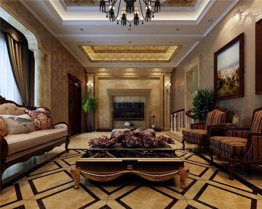 浪漫客厅图片