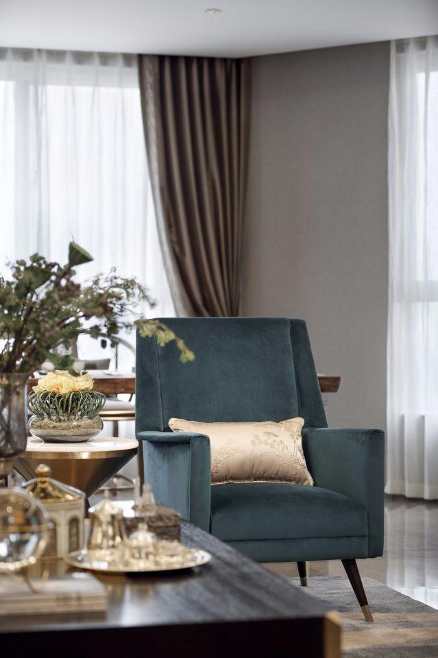 格调窗帘室内装修设计