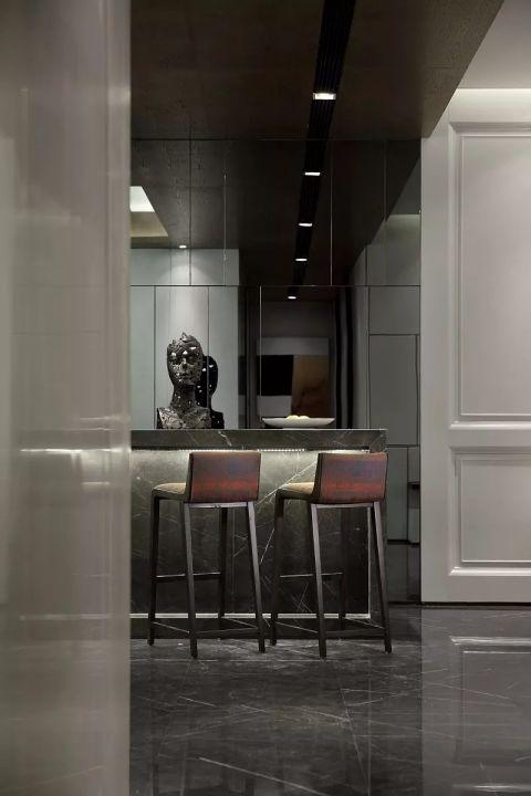 2018现代简约餐厅效果图 2018现代简约设计图片
