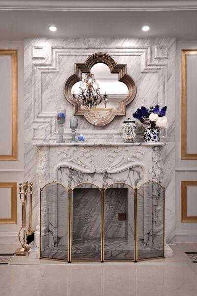 舒适客厅装潢设计图片