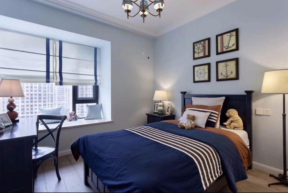 150㎡现代风格三室二厅室内装修效果图