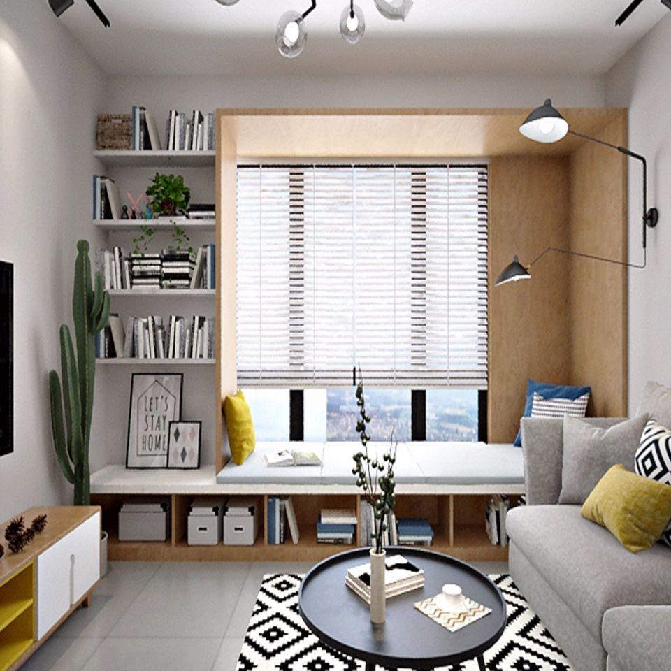客厅茶几北欧设计方案