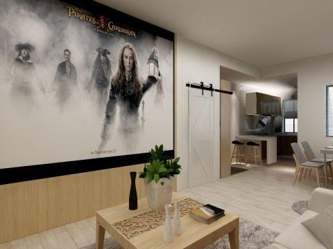 2021新中式150平米效果图 2021新中式别墅装饰设计