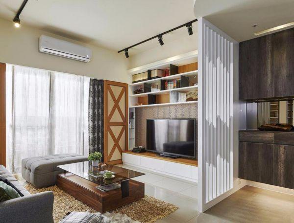田园风格680平米大户型房子装饰效果图