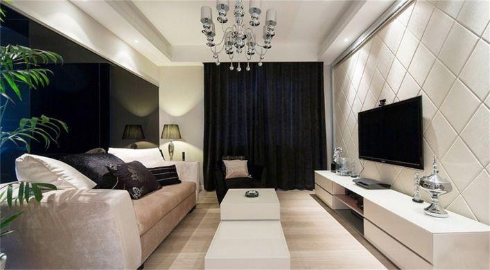 古典風格148平米4房2廳房子裝飾效果圖