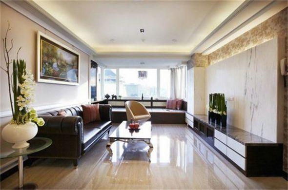 2019古典90平米装饰设计 2019古典二居室装修设计