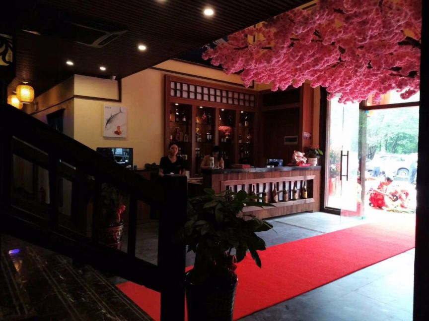 风神大道圣和寿司600平方6室1厅日式风格装修效果图