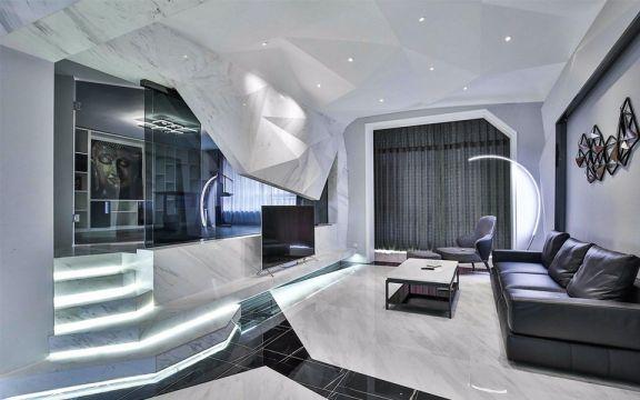 欧式 | 四居室 | 120~180平米 | 28万装修效果图