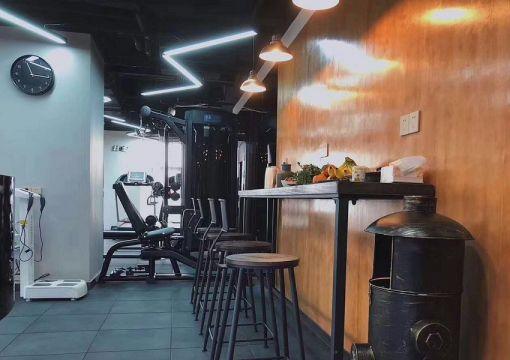 简约健身房现代简约装饰效果图