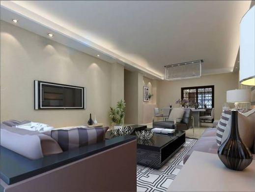 创意客厅装潢设计图片