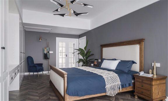 混搭风格135平米两室两厅新房装修效果图