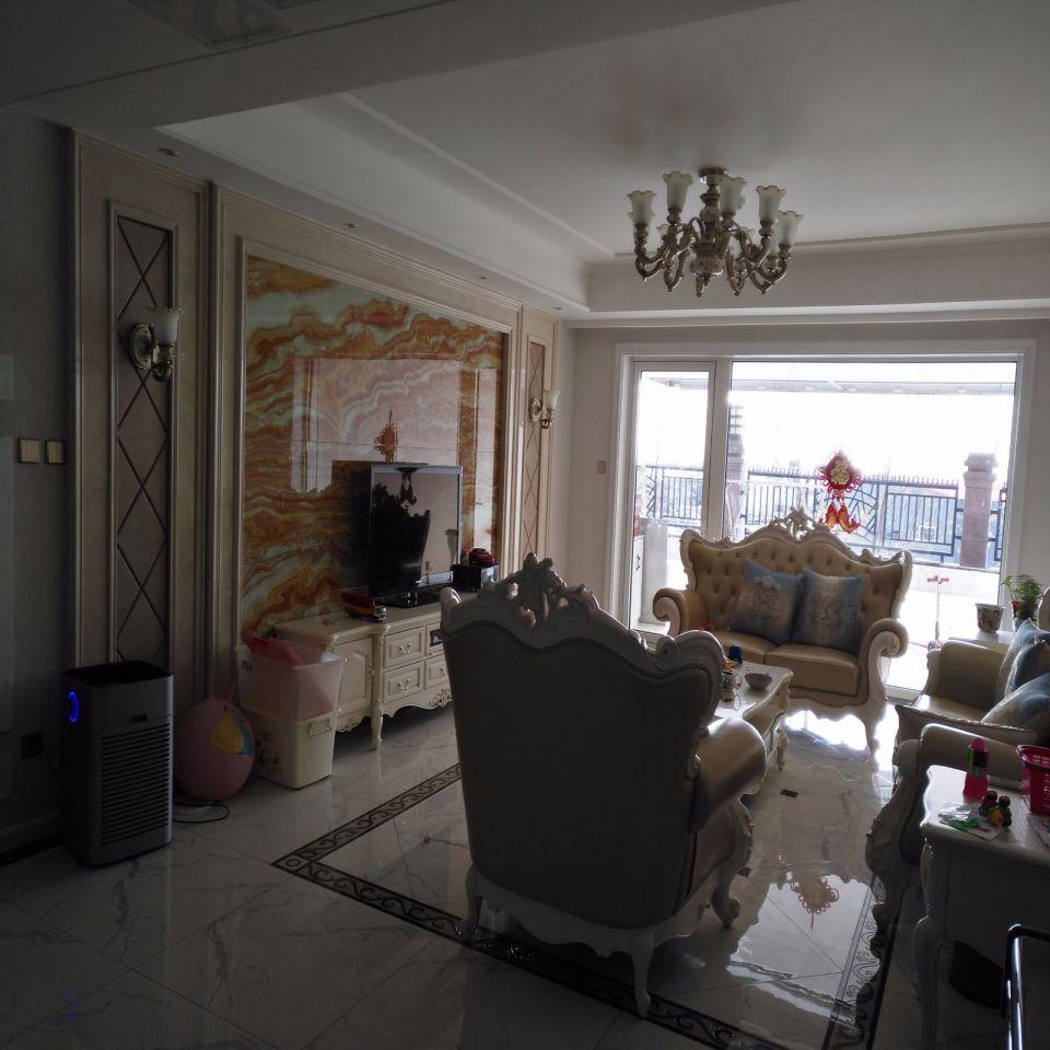 简欧风格170平米楼房室内装修效果图