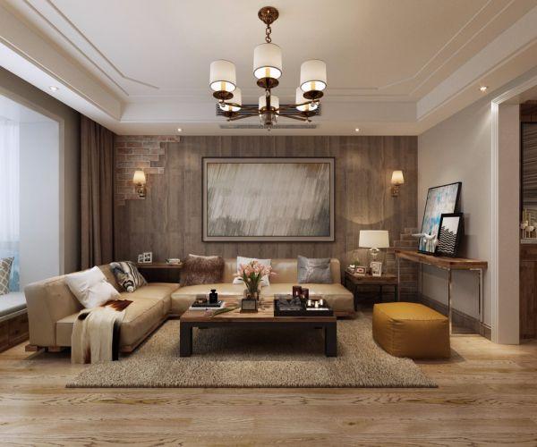 北欧风格280平米别墅室内装修效果图