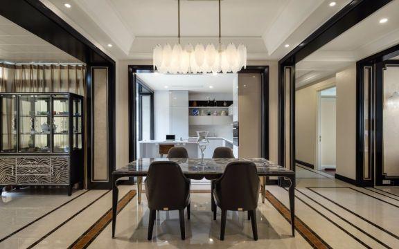2019欧式240平米装修图片 2019欧式三居室装修设计图片