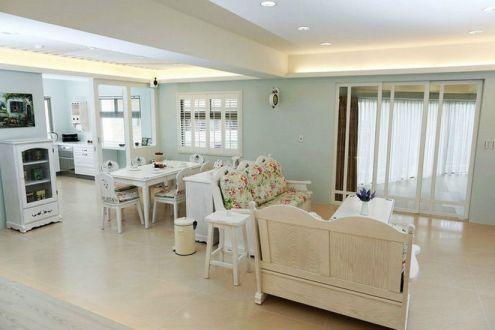 欧式风格198平米大户型室内装修效果图