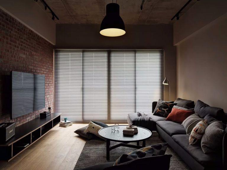 170平简单风格三居室装修效果图