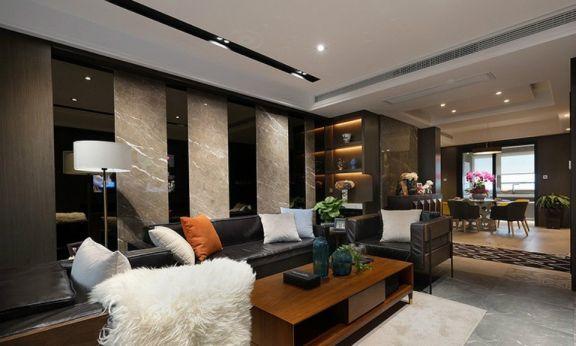 2021经典150平米效果图 2021经典四居室装修图