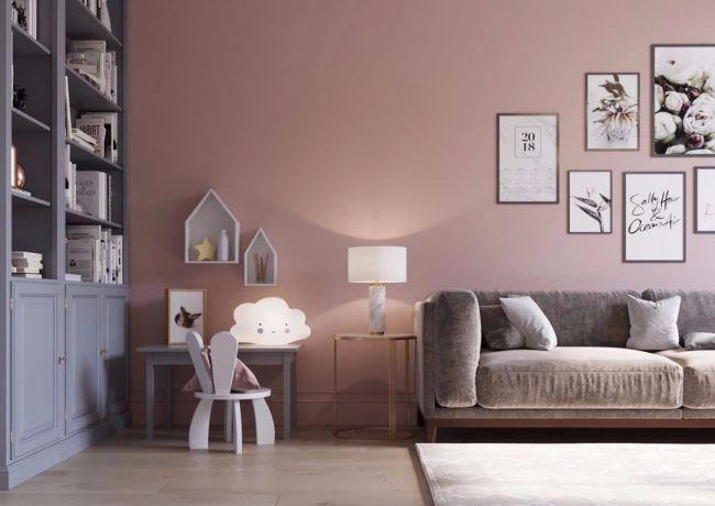 2019现代90平米装饰设计 2019现代一居室装饰设计
