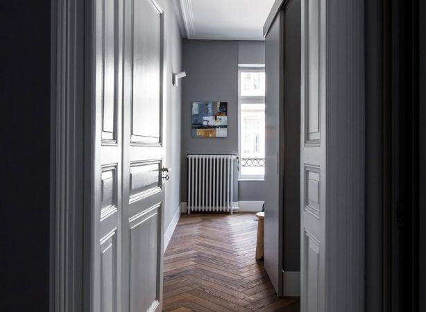 卧室地砖北欧风格装修图片