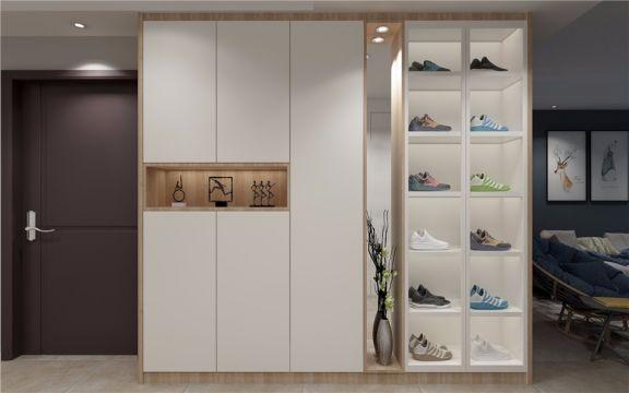 玄关鞋柜简约风格效果图