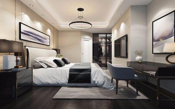 独具一格卧室设计效果图