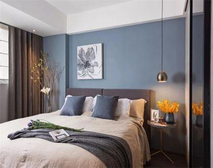 2019新中式150平米效果图 2019新中式四居室装修图