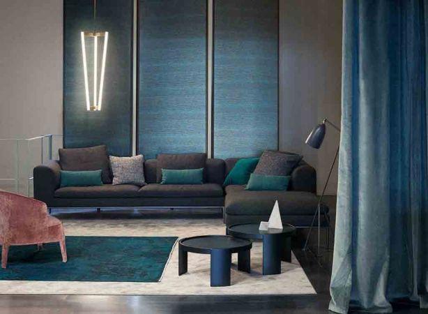 91平北欧风格三居室装修效果图
