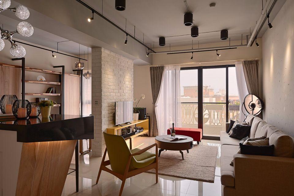 2019现代简约150平米效果图 2019现代简约套房设计图片