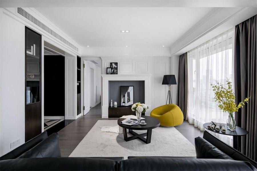2018现代150平米效果图 2018现代公寓装修设计