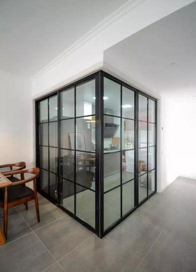厨房地砖简欧风格效果图