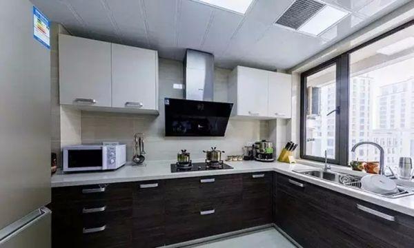 典雅厨房简约平面图