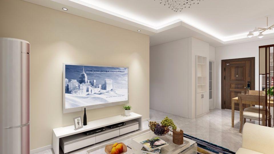 2020简约70平米设计图片 2020简约三居室装修设计图片
