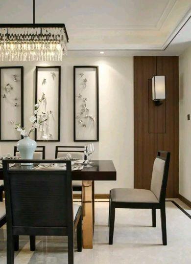 2019新中式150平米优乐娱乐官网欢迎您 2019新中式套房设计图片