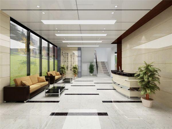 办公楼装修效果图