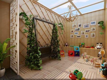 欧式儿童房细节设计