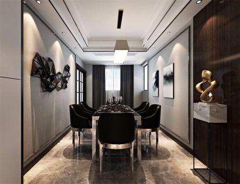 2019简约90平米装饰设计 2019简约一居室装饰设计