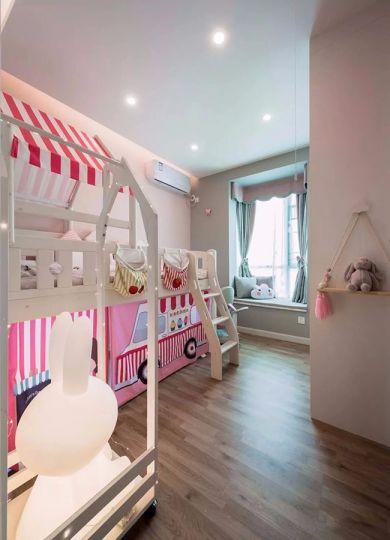 儿童房地砖新中式风格装饰设计图片