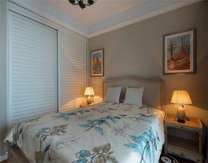卧室衣柜美式风格装修图片