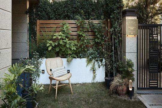 花园细节北欧风格装修图片