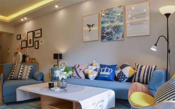 2018简约60平米以下装修效果图大全 2018简约公寓装修设计
