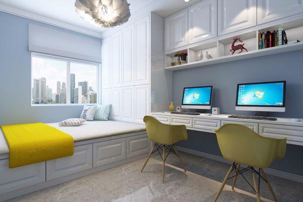 2019现代240平米装修图片 2019现代三居室装修设计图片
