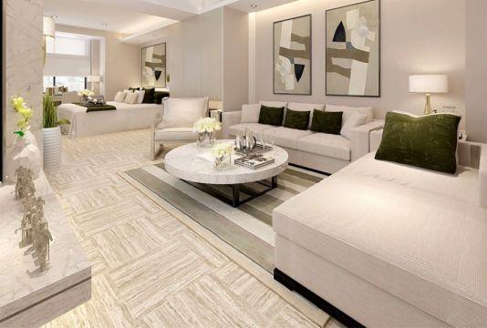 北欧风格50平米小户型室内装修效果图