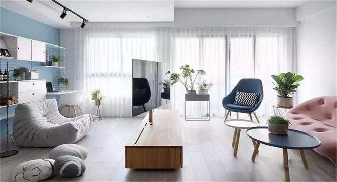 2019现代简约150平米效果图 2019现代简约楼房图片