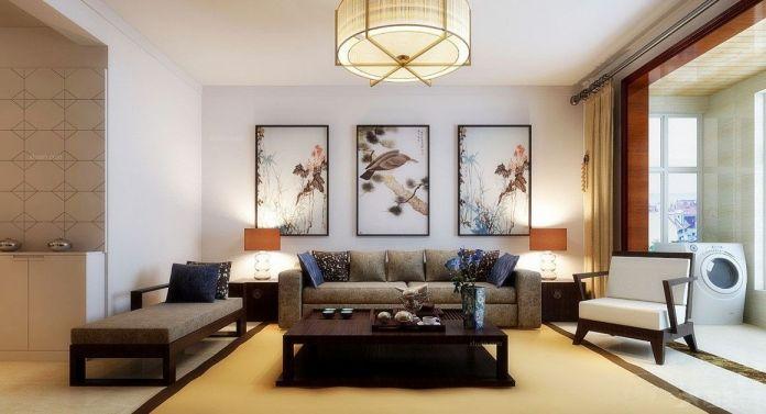 中式U乐国际160平米三室两厅新房u乐娱乐平台优乐娱乐官网欢迎您