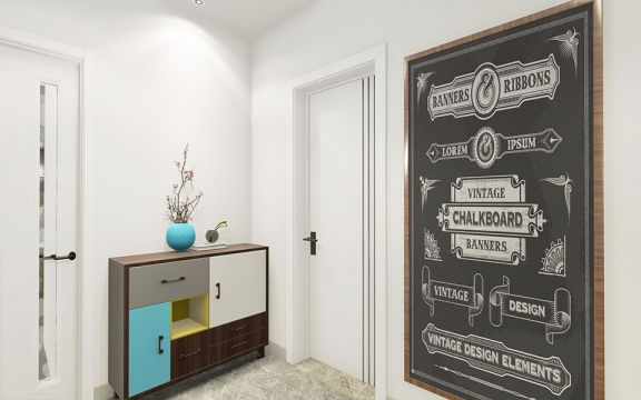 2020现代简约60平米以下装修效果图大全 2020现代简约一居室装饰设计