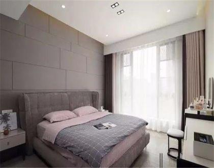 2020现代简约70平米设计图片 2020现代简约二居室装修设计
