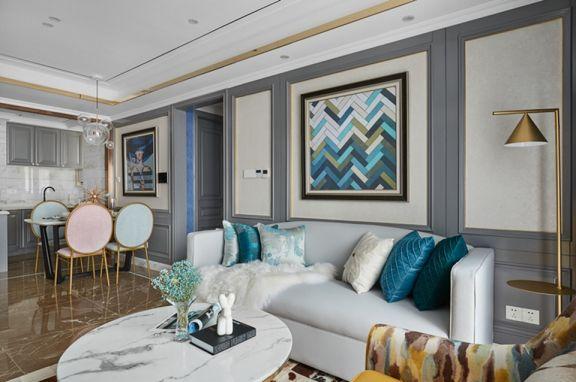 150平欧式风格三居室装修效果图